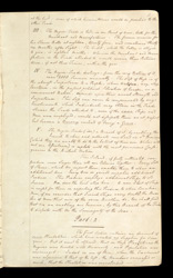 Fair Minutes Of The Committee For The Abolition Of The Slave Trade f. 4
